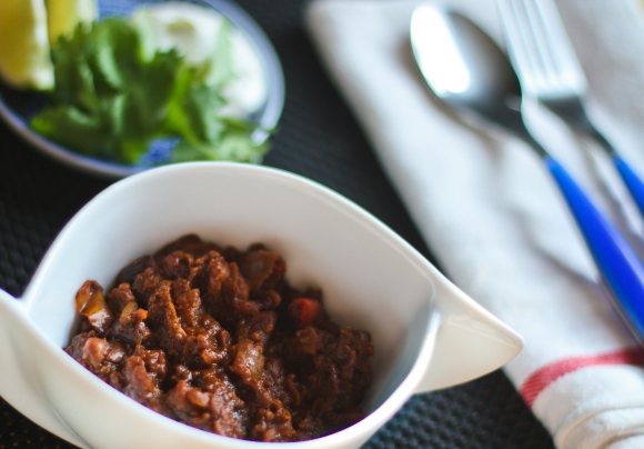 Vegan Chili-1