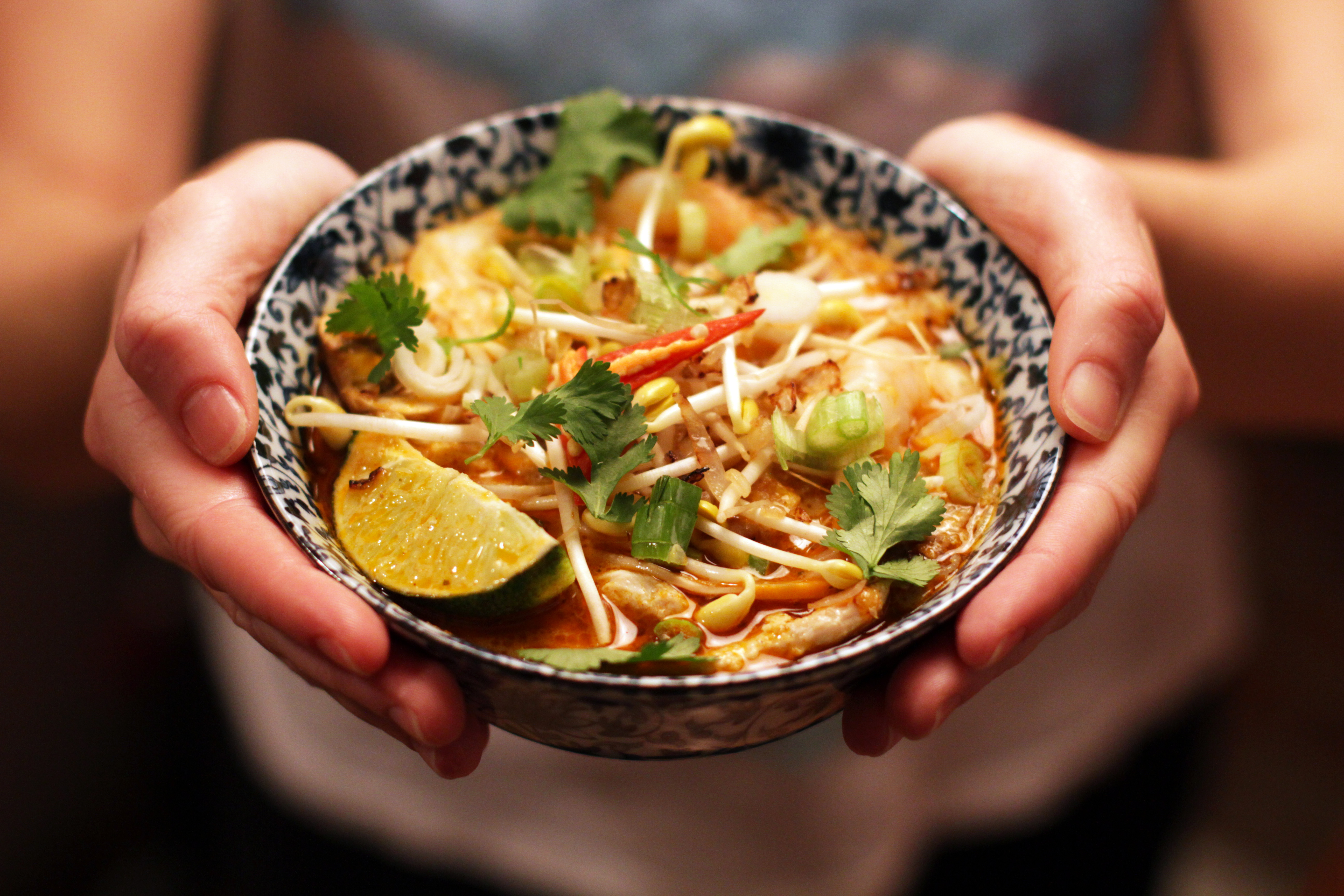 Authentic Malaysian Laksa   The Foodie Collective