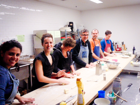 Gnocchi Workshop